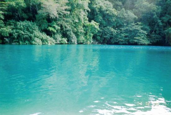 Bay View Villas : Blue lagoon - Port Antonio