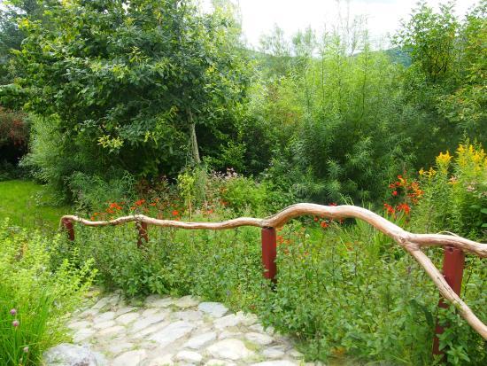 Hagal Healing Farm: Garden