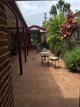 Ruskin house byron bay australie voir les tarifs et for Salle a manger wales