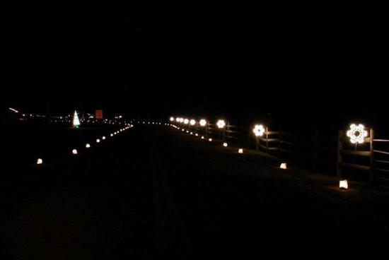 light path - Picture of Chickasaw State Park, Henderson - TripAdvisor