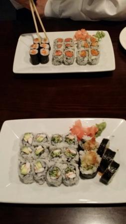 Mizu Japanese Sushi Restaurant