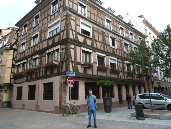 BEST WESTERN Hotel De L'Europe by HappyCulture: Hotel Best Western L'Europe, Strasbourg France