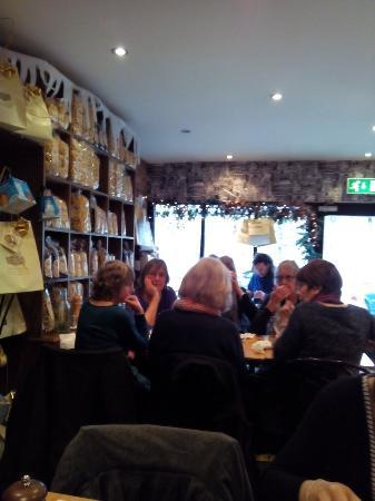 Salumeria Cafe & Deli Shop: Nice place.