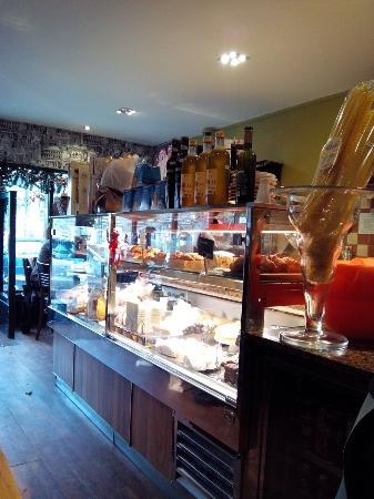 Salumeria Cafe & Deli Shop: So Italian!