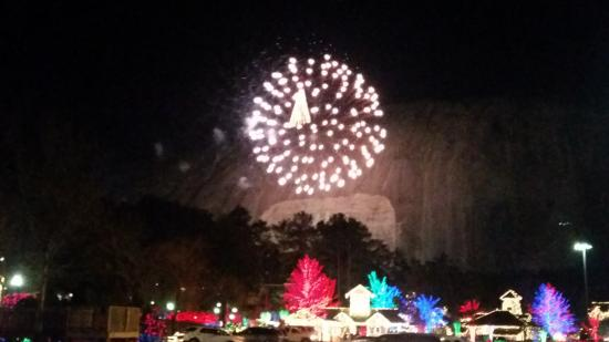 Stone Mountain Christmas