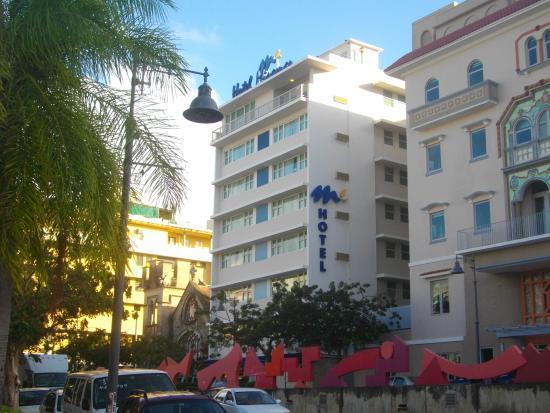 Foto de hotel miramar san juan view from ponce de leone tripadvisor - Hoteles en ponce puerto rico ...