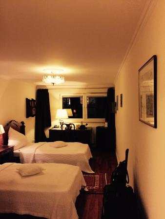 Hotel Gaestehaus Meererbusch: Room #4 Ground Floor