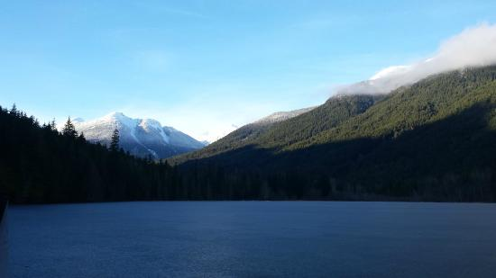 Pemberton Fish Finder : Pictures don't do the views any justice!