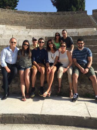Risultati immagini per foto di clienti di shore excursions in italy