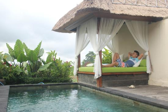 Nice Place To Chill Out Picture Of Alam Puisi Villa Tampaksiring Tripadvisor