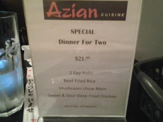 The special picture of azian cuisine sudbury tripadvisor for Asian cuisine sudbury ontario