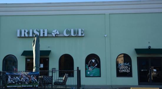 Irish Cue