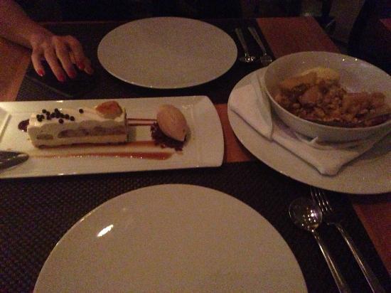 CUT : Desserts