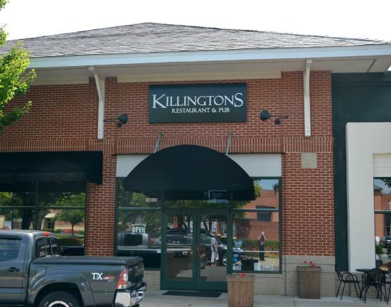 Nicer Than Your Average Neighborhood Bar Review Of Killingtons Restaurant Pub Huntersville Nc Tripadvisor