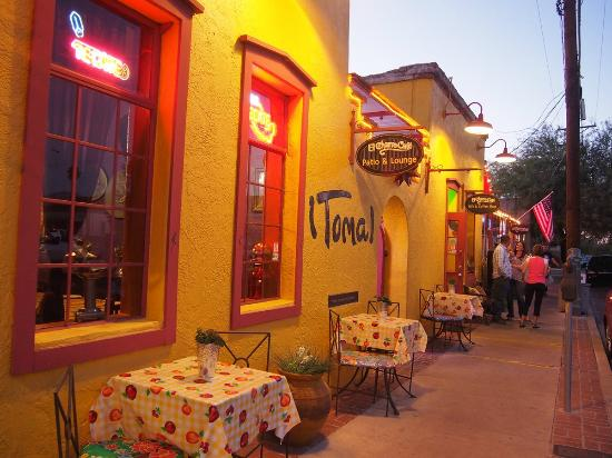 El Charro Cafe Tucson Reviews