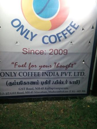 Only Coffee