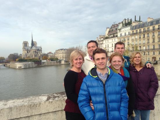 Private Tours Paris: Notre Dame.