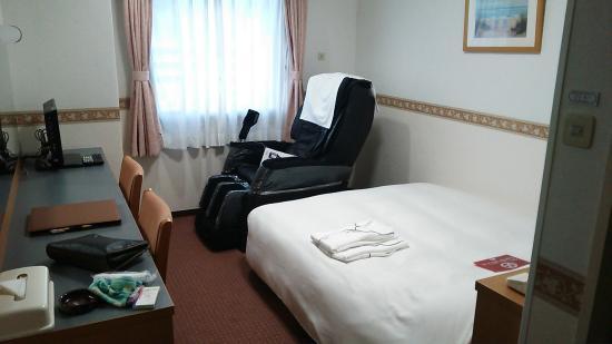 Hotel Alpha One Miyoshi: へや