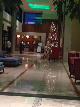 Atlanta Marriott Buckhead Hotel & Conference Center: lobby