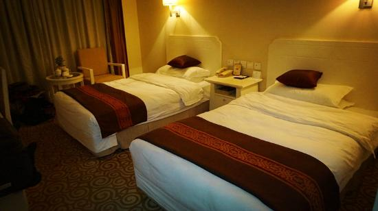 Spring Hotel: Comfortable room