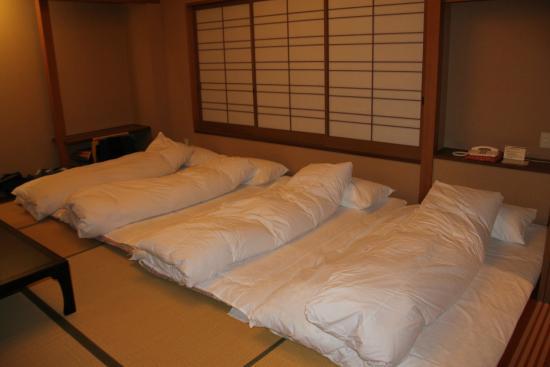 Hotel Kajikaso Japanese Futons