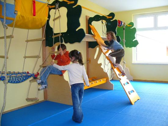 Sportpark Rabenberg: Kinderspielzimmer