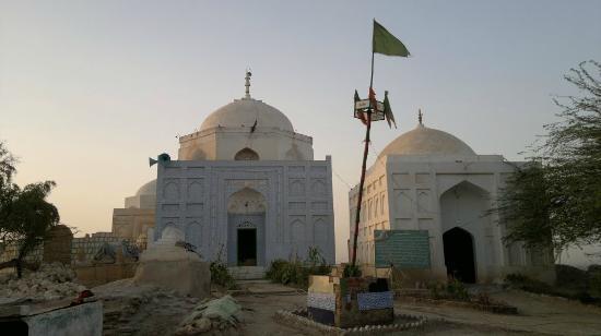 Sukkur, Pakistan: Adam Shah's Tomb