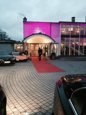 Villa Kallhagen : Villa Källhagen
