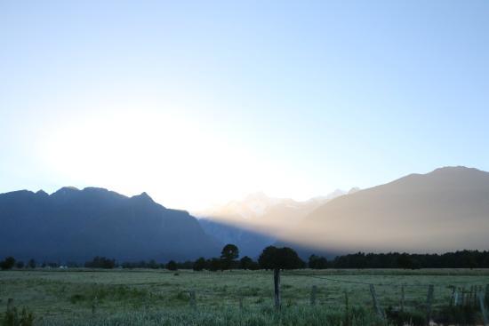 Views from Misty Peaks