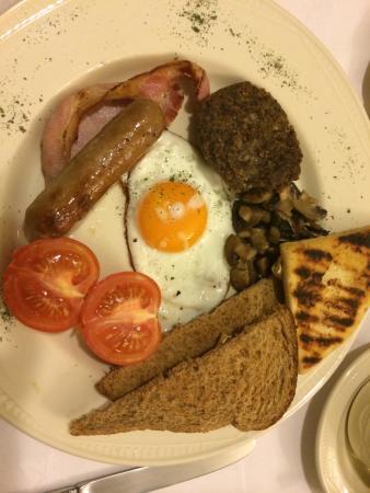 Sandaig Guest House: Breakfast