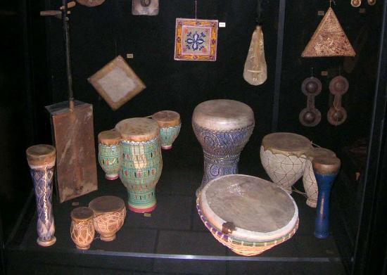 Museo de la Musica, Coleccion Luis Delgado