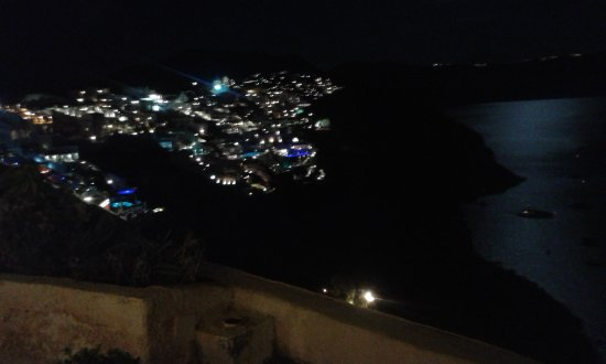 Night View Picture Of Art Maisons Luxury Santorini Hotels
