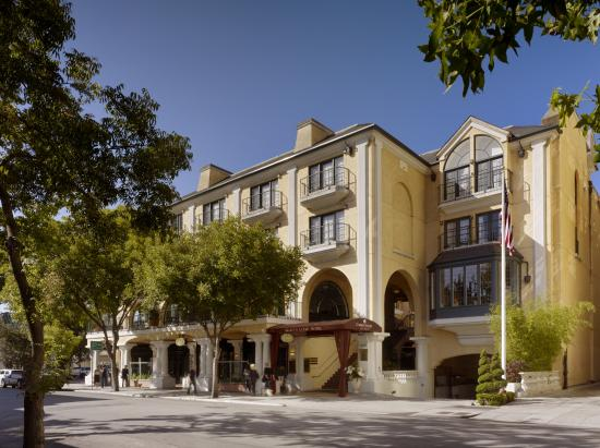 Cheap Hotels In Palo Alto California
