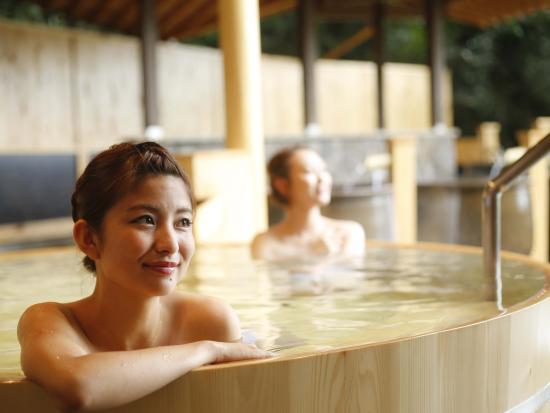 Todaya  Open air bath for ladies. Open air bath for ladies   Picture of Todaya  Toba   TripAdvisor