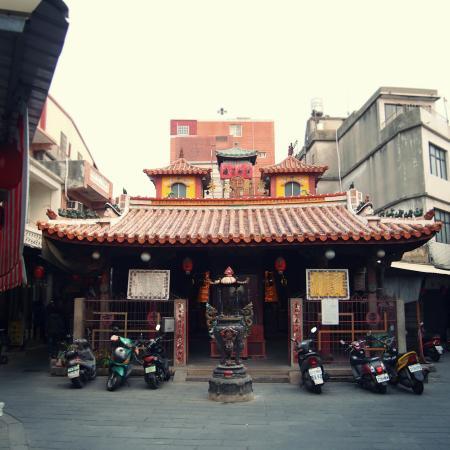 Kinmen Mazu Temple