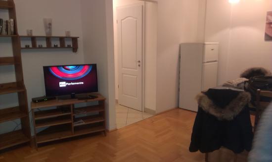 InnerCity Apartments: soggiorno