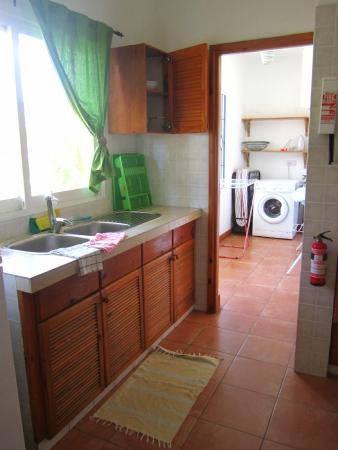 La Villa Therese Holiday Apartments: Place for Laundry, Ironing in a separate space near Kitchen