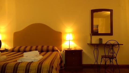Palazzo Magnocavallo B&B : Gold Room