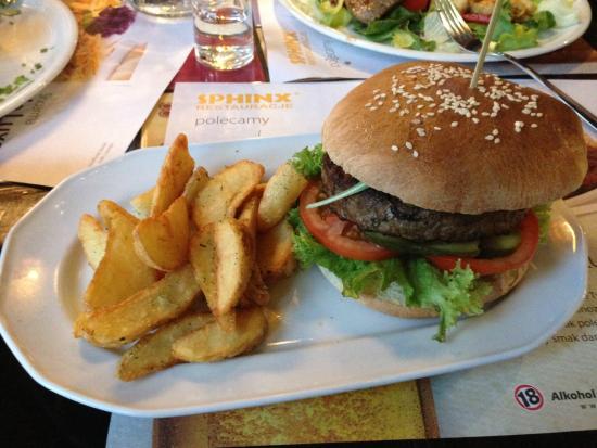 Sphinx: Hamburger
