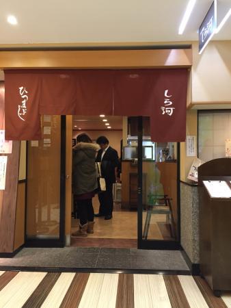 Unagi Shirakawa, Sakae