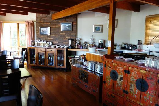 Hideaway on George: Dining room