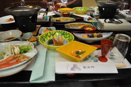 Hoshi: お料理