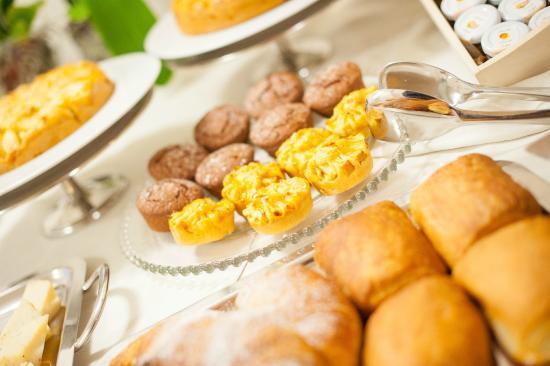 Elliot Hotel & Ristorante: Breakfast