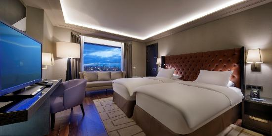 Ankara Hilton SA: Executive Deluxe Twin Room