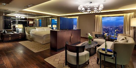 โรงแรมอันคารา ฮิลตัน เอสเอ: Presidential Suite