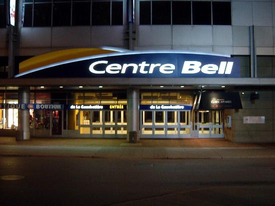 Hotels In Montreal Canada Near Bell Centre