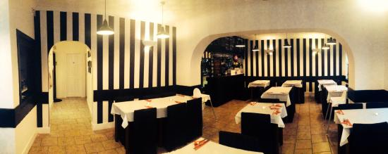 Casa Ole: Inside the restaurant