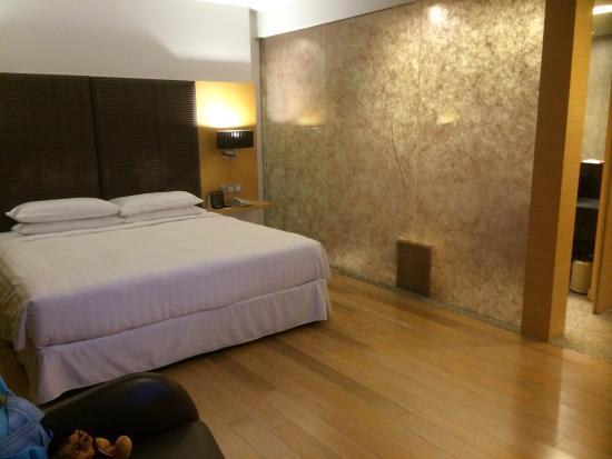 Empire Hotel Subang Room Toilet Wall