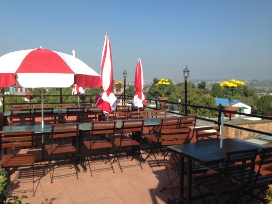 Sweet Home Bhaktapur: Rooftop