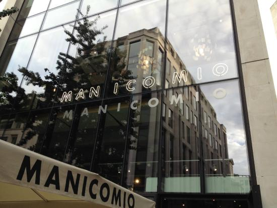 Manicomio - Gutter Lane: Manicomio City neon